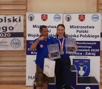 Dwa złote medale kaliszanki Weroniki Walczak. ZDJĘCIA