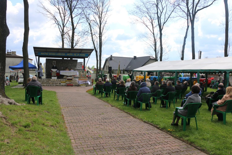 Regionalna Pielgrzymka Rolników w Lubecku