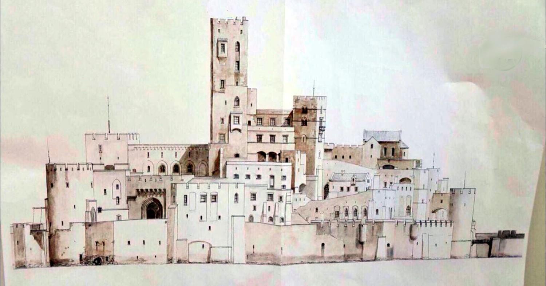 Tak najprawdopodobniej będzie wyglądał zamek w Stobnicy, gdy jego budowa dobiegnie końca
