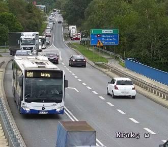 Wielkie korki na krakowskich ulicach [ZDJĘCIA]