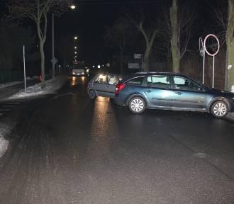 Cztery niebezpieczne zdarzenia na drogach powiatu aleksandrowskiego