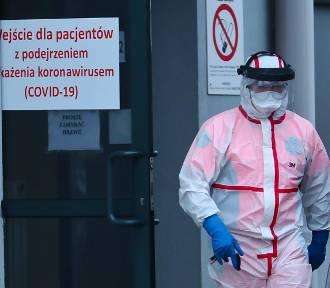 Epidemia: Raport minuta po minucie. 540 nowych zakażeń. Zmarła 1 osoba