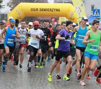 Ponad 230 zawodników na mecie półmaratonu w Skwierzynie [WIDEO, ZDJĘCIA]