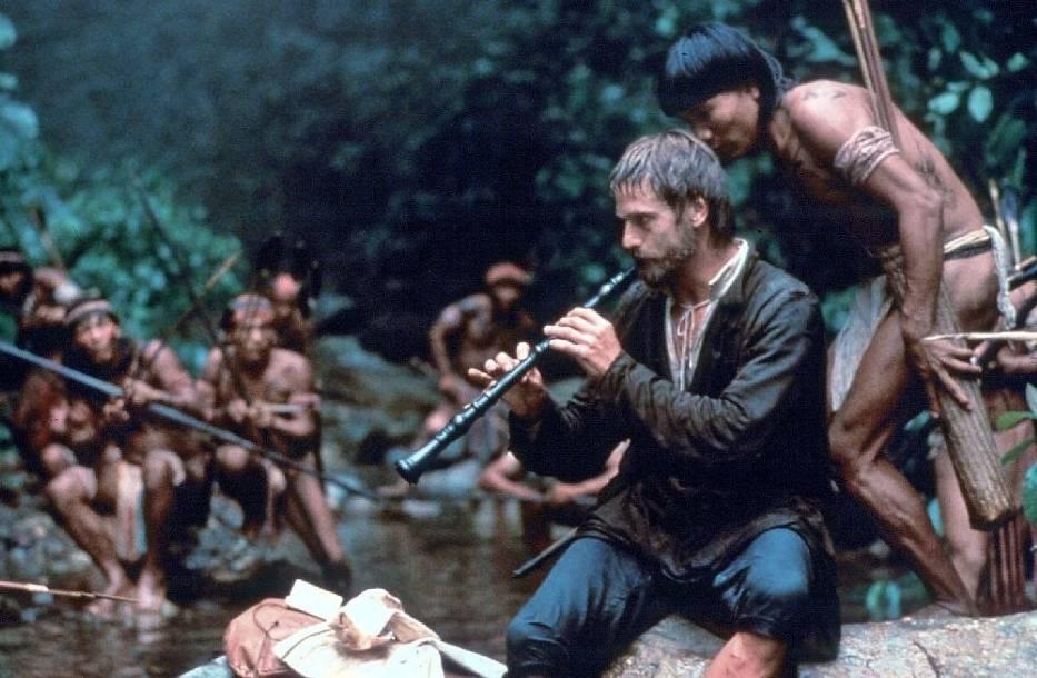 <center>Ameryka Południowa: Misja (1986)</center>
