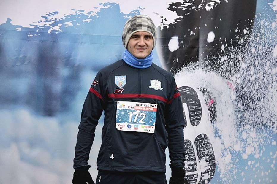Rusiec. Biegacze z całej Polski przyjechali na VIII Bieg Świąteczny [GALERIA]