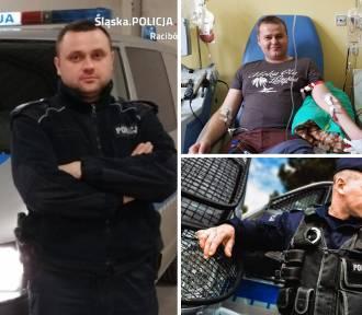 Świetni policjanci, niezwykli ludzie. Oto historie 21 bohaterów z woj. śląskiego