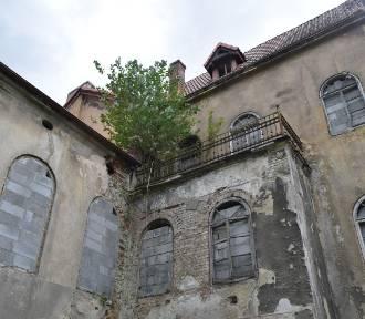Pałac jest ruiną. 16,6 mln zł na remont zabytku