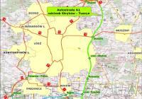 Autostrada A1 Zjazdy Mapa Naszemiasto Pl