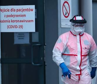 Osiem nowych przypadków COVID-19 w regionie, 208 w Polsce