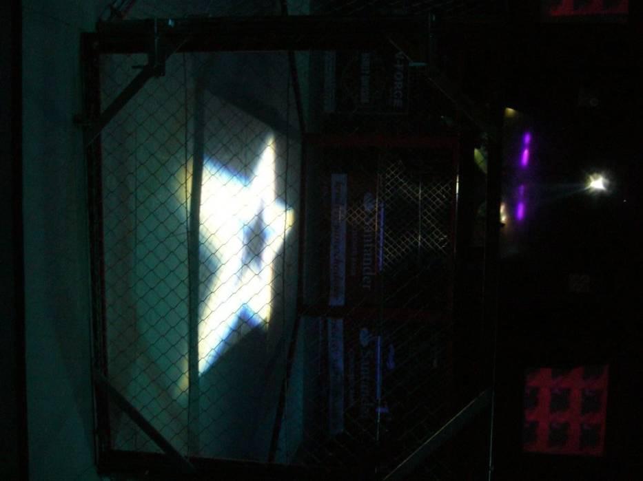 W clipie będzie można zobaczyć walki MMA