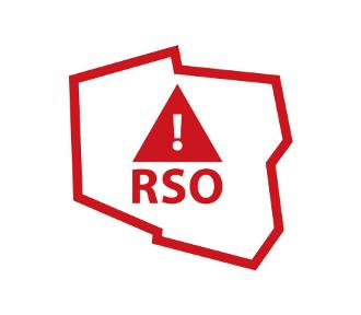 RSO Wielkopolskie - komunikaty z Regionalnego Systemu Ostrzegania dla Wielkopolskiego