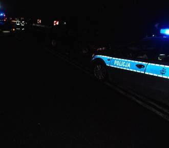 """Karambol w Luzinie. Na """"krajówce"""" zderzyło się 5 aut"""