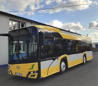 Pierwszy z trzech nowych autobusów dla MPK już w Sieradzu