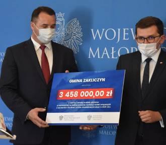 Małopolska otrzyma 7 milionów złotych na walkę z osuwiskami