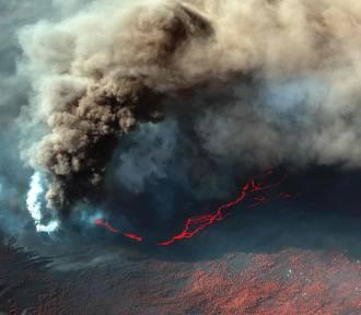 Chmura z wulkanu Cumbre Vieja dotarła nad Polskę. Czy jest groźna dla zdrowia?