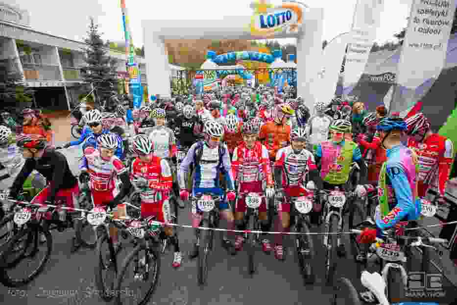 Poland Bike Marathon. Wielki finał na Wawrze
