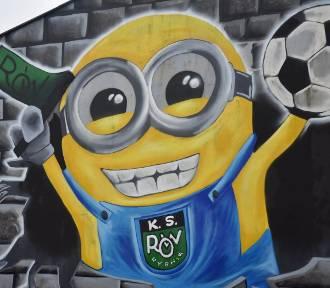 Kolorują górniczą dzielnice. Zobaczcie te murale! ZDJĘCIA