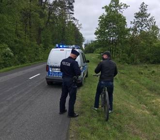 Policja Zduńska Wola. O bezpieczeństwie rowerzystów