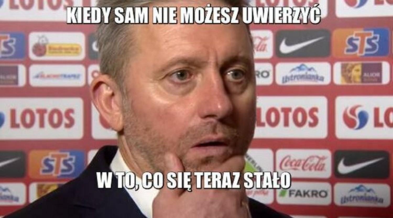 Jerzy Brzęczek już nie jest trenerem reprezentacji Polski