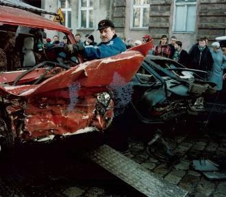 Tragiczne wypadki na ulicach Wrocławia z lat 80. i 90. Zobaczcie archiwalne zdjęcia!