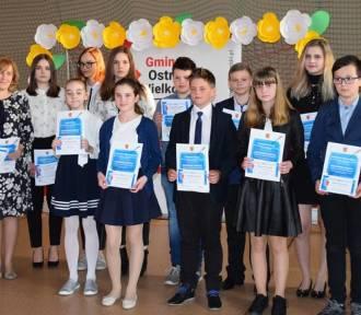 Nagrody Wójta Gminy Ostrów Wielkopolski rozdane