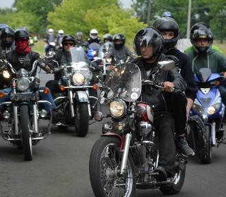 Zlot motocyklowy w Woli Wiązowej [ZDJĘCIA]