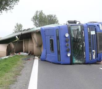 Wypadek na DK8. Trasa Wrocław - Kłodzko zablokowana