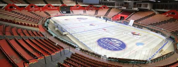 Darmowa ślizgawka na lodowisku w hali Spodka