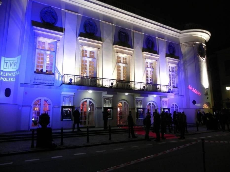Teatr Polski w Warszawie w wyjątkowej scenerii