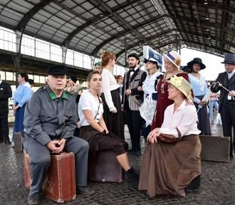 Legnica: Sesja zdjęciowa promująca 150 lat kolei w Lubinie [ZDJĘCIA]
