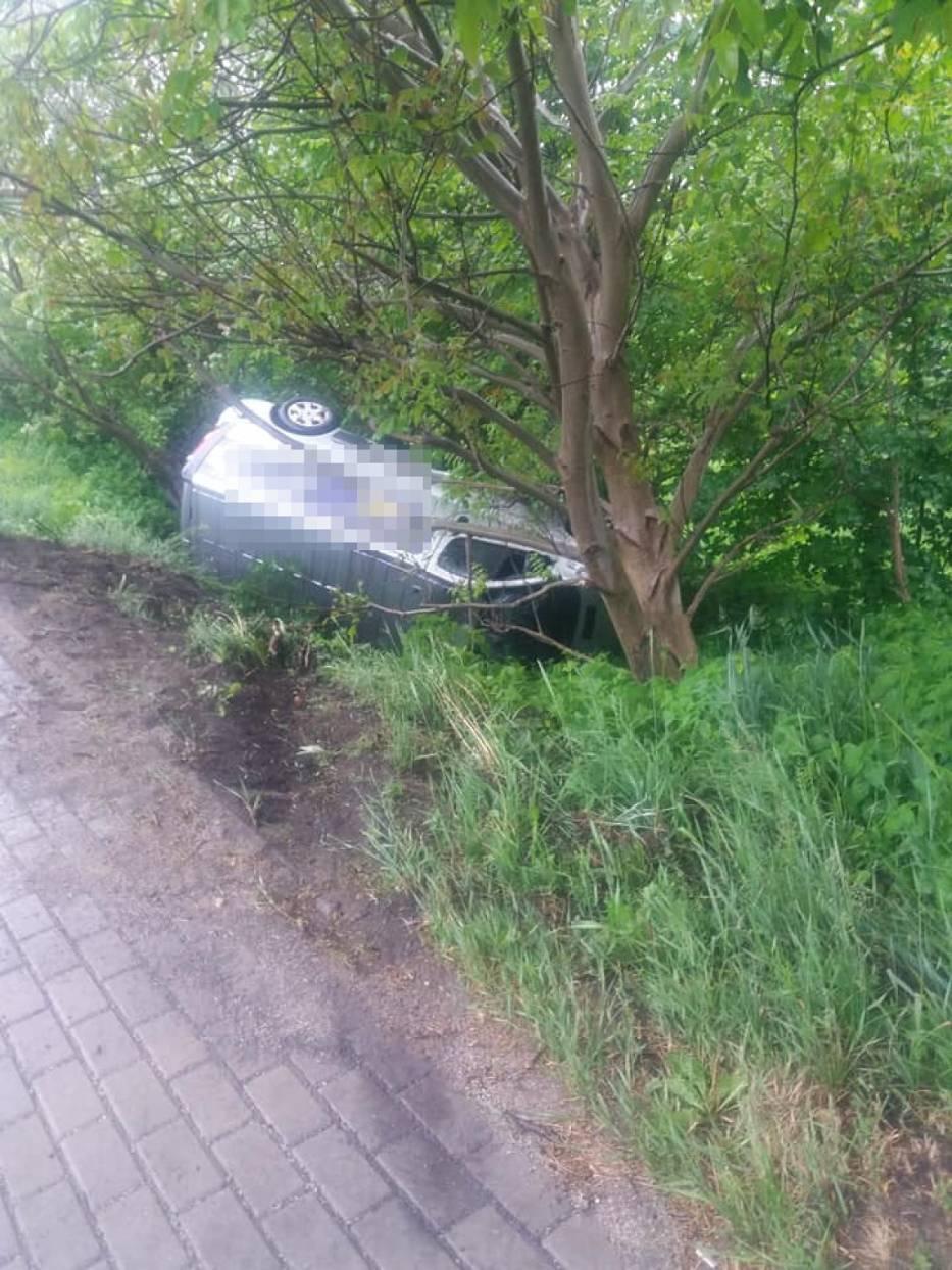 Wypadek na Raciborskiej w Rydułtowach