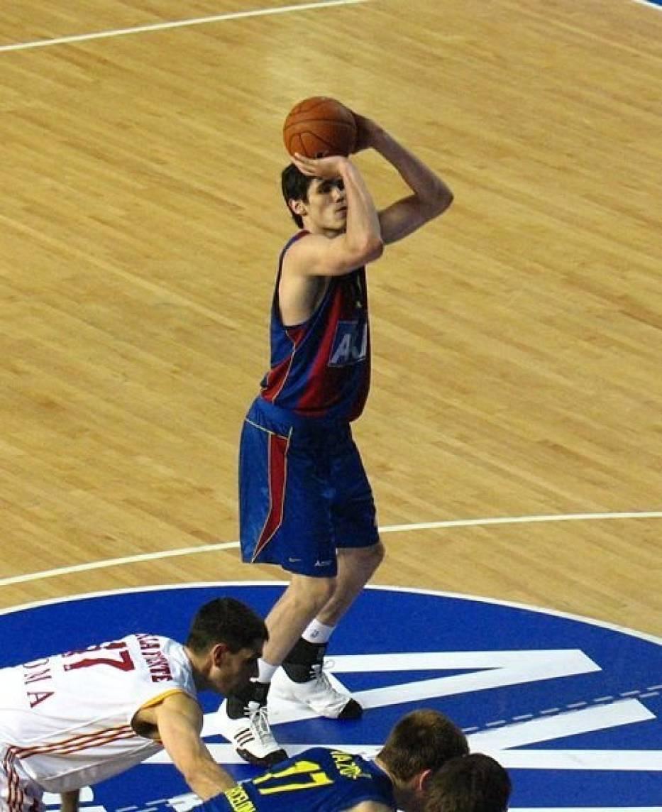 Ersan Ilyasova to wschodząca gwiazda FC Barcelony http://commons