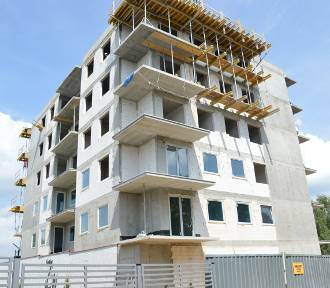 Nowe mieszkania w Piotrkowie - wyrastają nowe osiedla