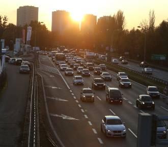 Najbardziej zatłoczone drogi woj. śląskiego