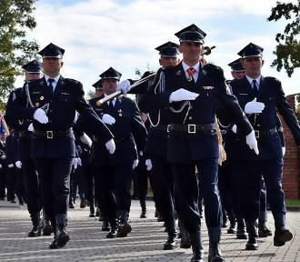 Strażacy z OSP pielgrzymowali do Łagiewnik