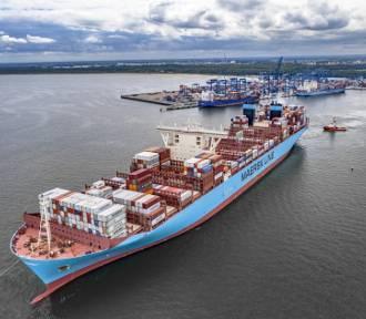 Port Gdańsk awansuje na I miejsce na Bałtyku pod względem przeładunku kontenerów!