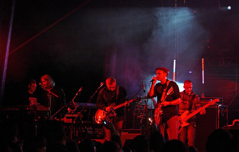 Koncert Lao Che w Wesołej, 18 września 2010