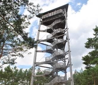 Miłosne igraszki na wieży w Świętnie pod Wolsztynem. Krążą nagrania wideo