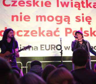Ewa Farna zapowiedziała ME U21 ZDJĘCIA