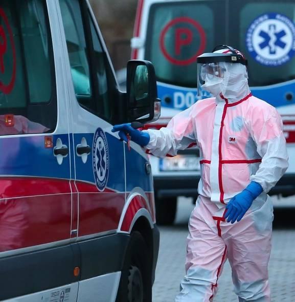 Epidemia: Raport minuta po minucie. Wielu chorych na Śląsku