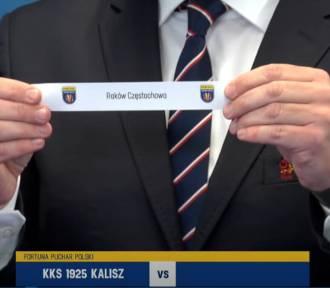 Znamy termin meczu Pucharu Polski KKS Kalisz - Raków Częstochowa  [AKTUALIZACJA]