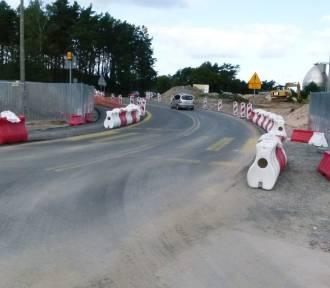 Budowa tunelu w Świnoujściu - trwa przygotowanie komory startowej