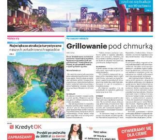 Zobacz, o czym przeczytasz w dzisiejszym, papierowym Naszym Mieście Wrocław