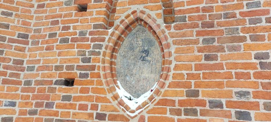 Od lat mieszkańcy Brodnicy przekazują sobie legendy związane z herbem Brodnicy oraz malowidłem na brodnickiej farze