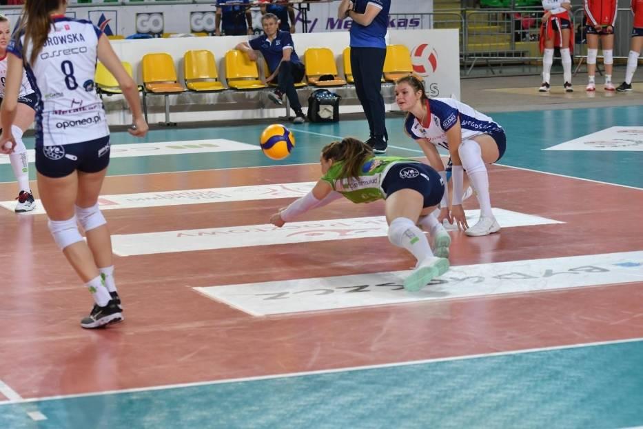 Bank Pocztowy Pałac, choć prowadził 2:0, ostatecznie przegrał u siebie z Radomką Radom 2:3 w kolejnym meczu LSK