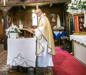 Proboszcz parafii w Zaborowie nie żyje