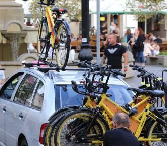1639 razy wypożyczono rowery miejskie w Rybniku w ciągu pierwszego miesiąca