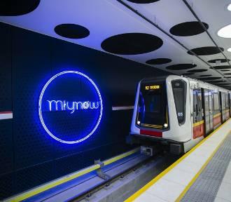 100-tysięczny pasażer metra na Woli. Przekroczył bramki miesiąc od uruchomienia nowego odcinka