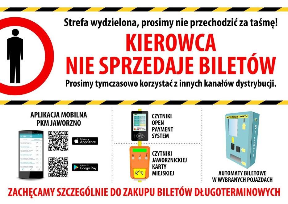 Ważne informacje dla pasażerów PKM Jaworzno