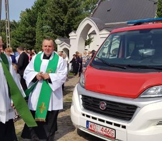 Strażacy z Karniewa mają nowy wóz